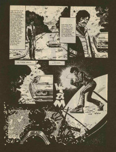Extrait de Dossier Negro -170- Un mundo truculento, remoto, escalofriante...