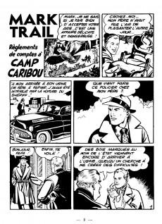 Extrait de Mark Trail -9- Règlements de comptes à Camp Caribou