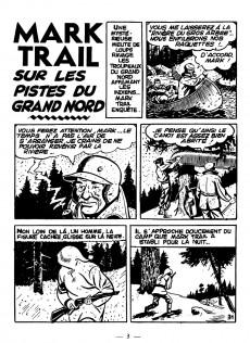 Extrait de Mark Trail -10- Sur les pistes du Grand Nord