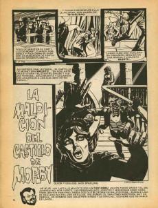 Extrait de Dossier Negro -177- La maldición del castillo de Morby