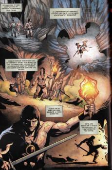 Extrait de Conan le Barbare (Panini/Marvel - 2019) -3- Dans le creuset