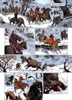 Extrait de Les reines de sang - Catherine Sforza, la lionne de Lombardie -1- Volume 1