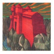 Extrait de (AUT) Mattotti, Lorenzo - Rituels, rivières, montagnes et châteaux