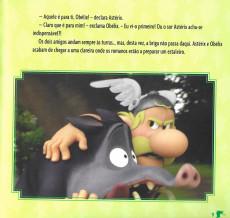 Extrait de Astérix (hors série) (en portugais) -C09- O domínio dos deuses - O grande álbum do filme