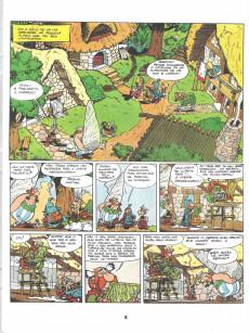 Extrait de Astérix (en portugais) -9- Astérix e os normandos
