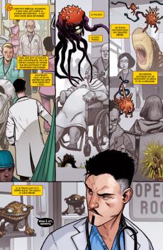 Extrait de Doctor Strange Chirurgien Suprême -1- Sur le billard