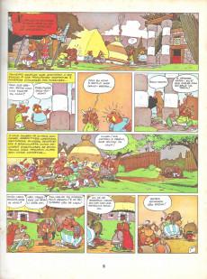 Extrait de Astérix (en portugais) -7a1975- O combate dos chefes