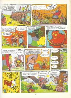Extrait de Astérix (en portugais) -1- Astérix o gaulês
