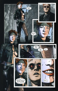 Extrait de Daredevil (100% Marvel - 1999) -8- Hardcore