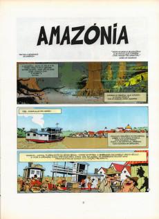 Extrait de Memórias do Capitão Moulin-Rouge (As) -1- Amazónia