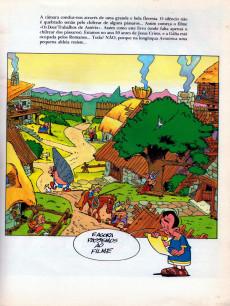 Extrait de Astérix (hors série) (en portugais) -1- Os 12 trabalhos de Astérix