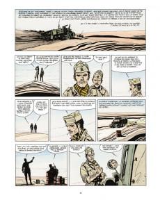 Extrait de Les scorpions du Désert (Nouvelle édition) -INT- Les Scorpions du Désert