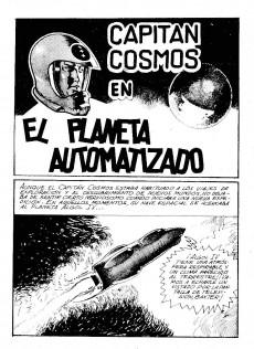 Extrait de Galaxia Extra -8- El planeta automatizado