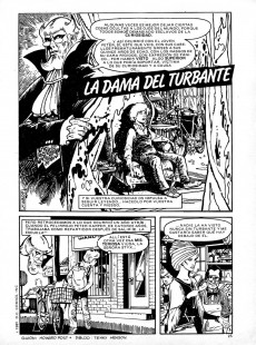 Extrait de Dossier Negro -187- Comando Monster