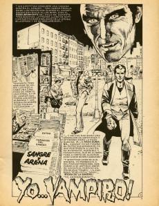 Extrait de Dossier Negro -191- Relatos gráficos de terror y suspense