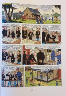 Extrait de Les tuniques Bleues -21a1991- Les cinq salopards