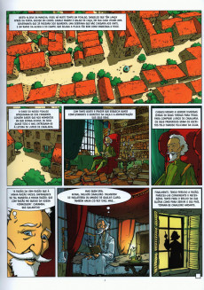 Extrait de Clássicos da Literatura em BD -8- Dom Quixote