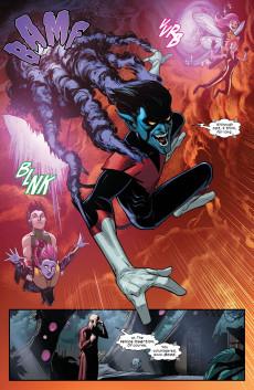 Extrait de Way of X -1B- Issue #1