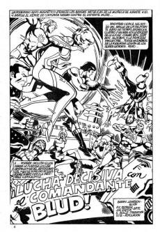 Extrait de Karate Kid -3- ¡Lucha decisiva contra el comandante Blud!