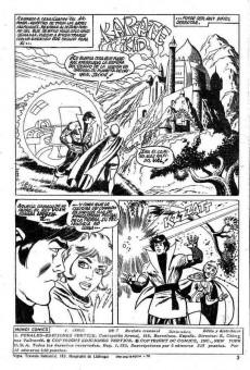 Extrait de Karate Kid -5- ¡Duelo a muerte en Orando!