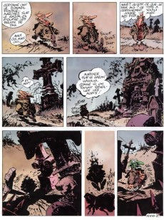 Extrait de Pierre Tombal -7- Cas d'os surprise