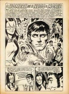 Extrait de Fantom Vol.1 (Vertice - 1972) -4- El hombre que se negó a morir