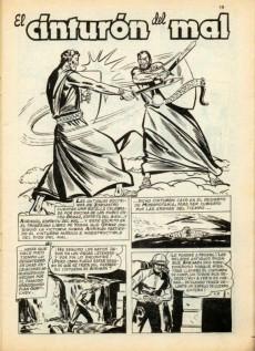 Extrait de Fantom Vol.1 (Vertice - 1972) -5- El espíritu de Frankenstein