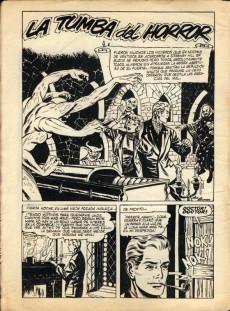 Extrait de Fantom Vol.1 (Vertice - 1972) -6- La tumba del horror