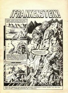 Extrait de Fantom Vol.1 (Vertice - 1972) -9- El horror encapuchado