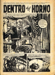 Extrait de Fantom Vol.1 (Vertice - 1972) -10- No caves mi tumba