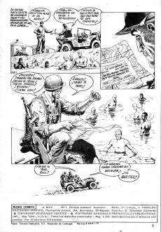 Extrait de Sargento Rock -5- ¡Pelotón de ejecución!
