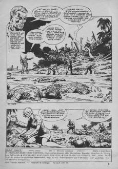 Extrait de Sargento Rock -8- En la isla del infierno
