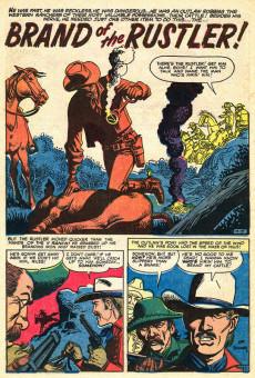 Extrait de Gunsmoke Western (Atlas Comics - 1957) -41- The Day of the Gun Duel!