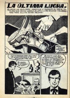 Extrait de Hazañas del Oeste -EXTRA- Almanaque 1965