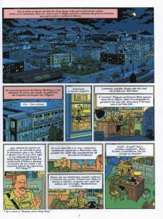 Extrait de Blake e Mortimer (Aventuras de) (en portugais) -26- O vale dos imortais - Tomo 2