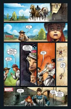 Extrait de Le printemps des comics (Panini 2021) -3- Wolverine - Les origines