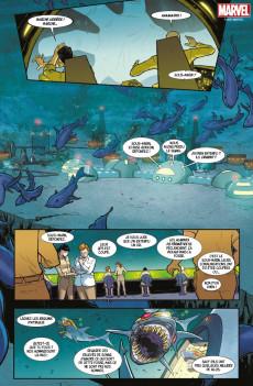 Extrait de Le printemps des comics (Panini 2021) -4- Thor - La déesse du tonnerre
