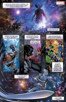 Extrait de Le printemps des comics (Panini 2021) -6- Thanos - Thanos gagne