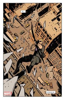 Extrait de Le printemps des comics (Panini 2021) -9- Hawkeye - Ma vie est une arme