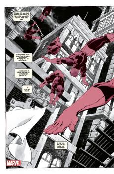 Extrait de Le printemps des comics (Panini 2021) -10- Daredevil - Jaune