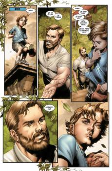 Extrait de Fantastic Four (Vol.2) (Marvel Deluxe) - Fantastic Four : Une solution pour tout