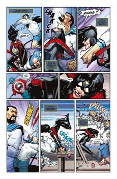 Extrait de Spider-Woman (100% Marvel - 2e Série) -1- Mauvais sang