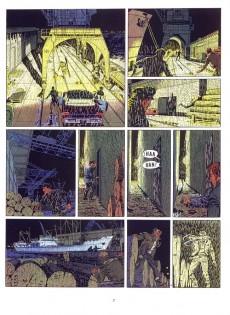 Extrait de Michel Vaillant -9g2000- Le retour de Steve Warson