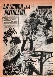 Extrait de Hazañas del Oeste -36- Número 36