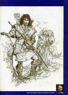 Extrait de Thorgal -9McDo- Les Archers