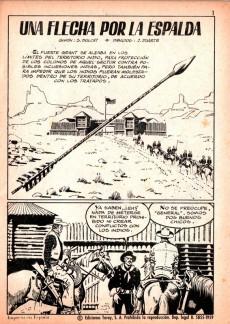 Extrait de Hazañas del Oeste -48- Número 48