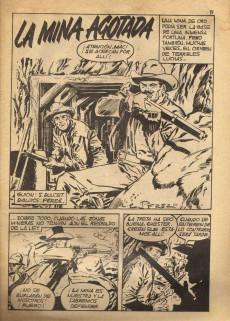 Extrait de Hazañas del Oeste -61- Número 61