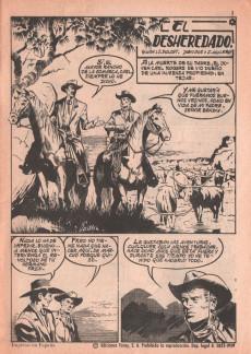 Extrait de Hazañas del Oeste -62- Número 62