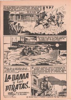Extrait de Hazañas del Oeste -71- Número 71