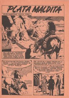 Extrait de Hazañas del Oeste -75- Número 75